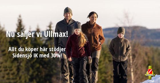 Ullmax beställning